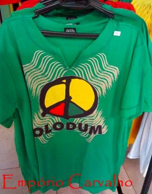 Camisas do Olodum (Original)